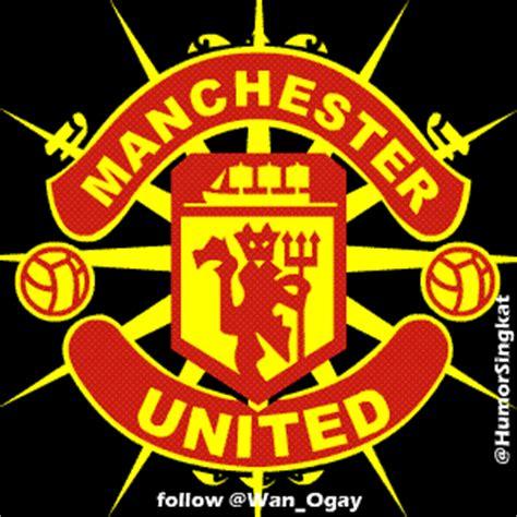 wallpaper animasi manchester united gambar animasi manchester united logo mu informasi