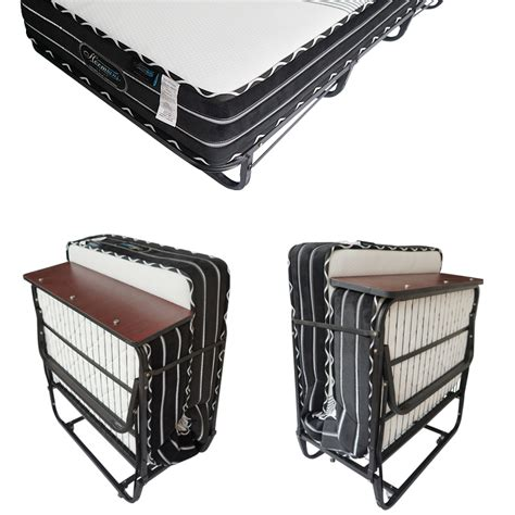 Metal Bed Frames With Wheels Hotel Single Bed Mattress Metal Foundation Folding Bed Frame With Wheels Buy Hotel Single Bed