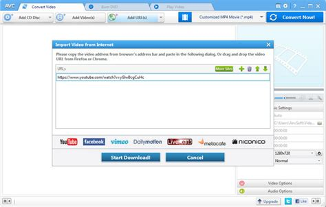 tutorial any video converter how to use any video converter freeware