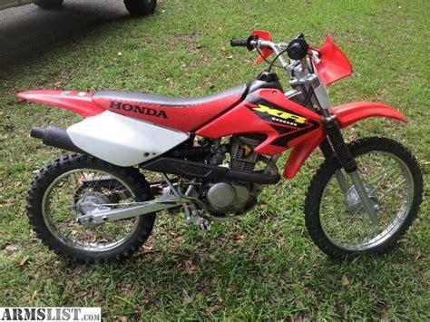 honda xr100 armslist for sale trade honda xr100 dirt bike