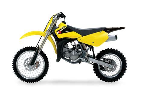 Suzuki Rm 85 2017 Suzuki Rm85 Review Specification And Price