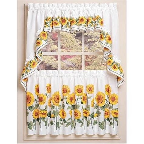 country kitchen curtains are beautiful for your home