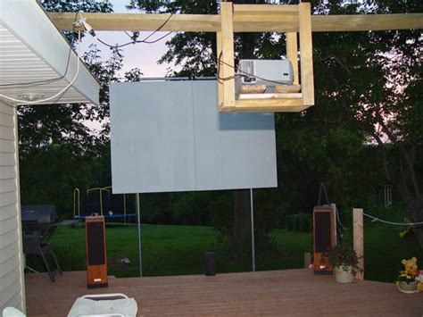 projector for backyard projector for backyard 28 images how to set up a