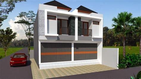 desain ruko minimalis  lantai home design  house design modern house