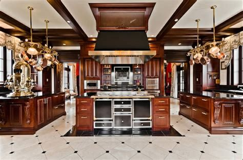 Kitchen Island Montreal Celine Dion S Private Island Mansion 13 Pics I Like To