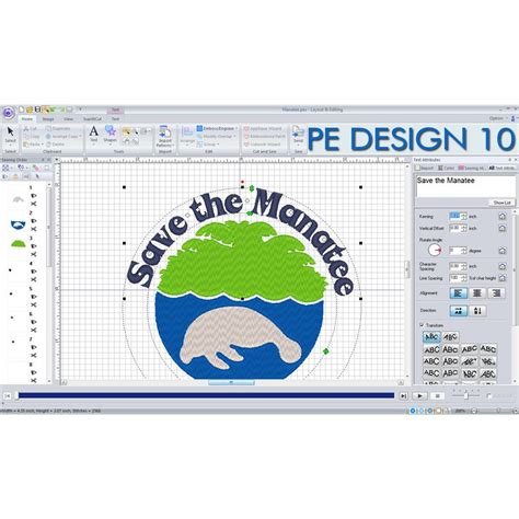 lettering design software pe design 10 embroidery software lettering monogramming applique digitizing price