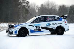 Subaru Us Subaru Scion Gear Up For 2013 Rally America Competition
