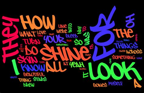 coldplay quiz questions coldplay songs by word cloud quiz by felix