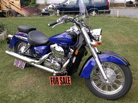 buy 2004 honda shadow aero vt750 cruiser on 2040 motos