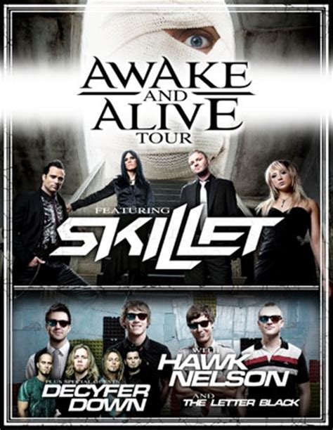 awake and alive skillet awake and alive quotes quotesgram