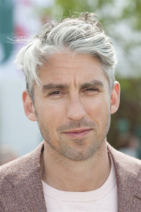 Mens Grey Hairstyles by 6 Great Haircuts For Guys With Grey Hair Photos Gq