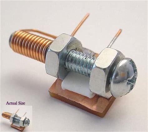 how do you make a variable capacitor capacitor vari 225 vel multivoltas caseiro