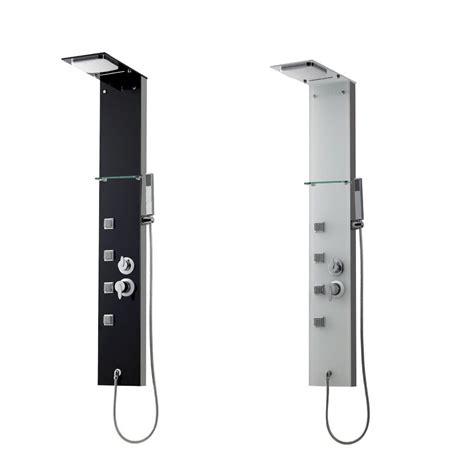 doccia colonna ragguagli sulle colonne doccia da interno