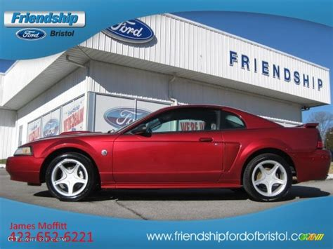 2004 ford mustang paint colors