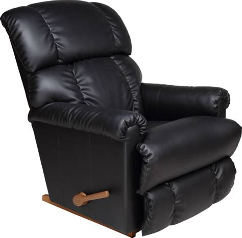 lazy boy pinnacle leather recliner la z boy pinnacle leatherette manual rocker recliners