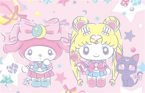 Sanrio & Sailor Moon Collab Goods Are Here   All About Japan