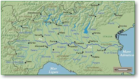 portata fiumi italiani crati
