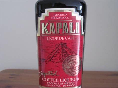 Shelf Of Kahlua by The Bottom Shelf Kapali Coffee Liqueur Serious