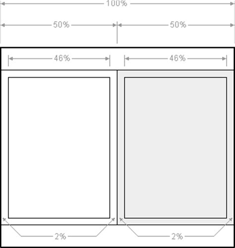 css layout two columns the perfect 2 column liquid layout double page no css