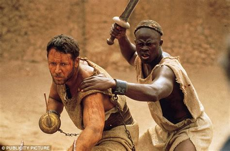 gladiator film history gcse pupils taught africans were in britain before the