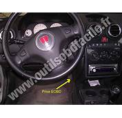 OBD2 Connector Location In Rover 25 1999 2005  Outils