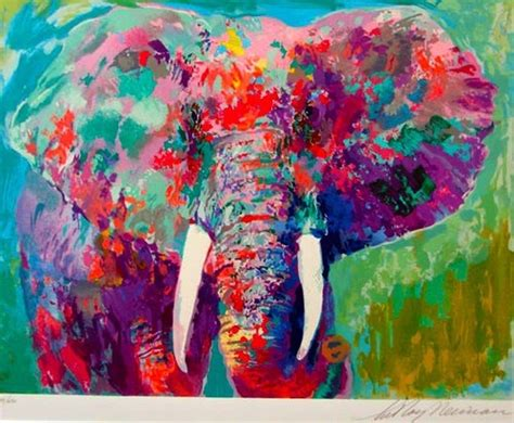 elephant color