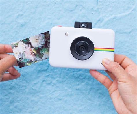 instant digital polaroid polaroid snap instant digital 187 gadget flow
