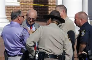 sheriff 2 at nc courthouse gunman daily