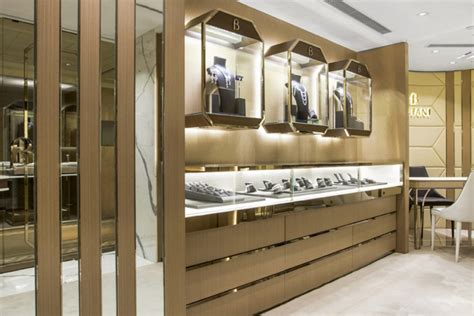 layout of hotel store jewellery 187 retail design blog