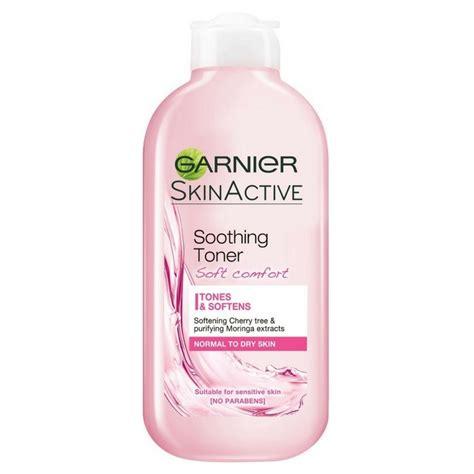 Toner Garnier garnier skinactive soothing toner normal skin 200