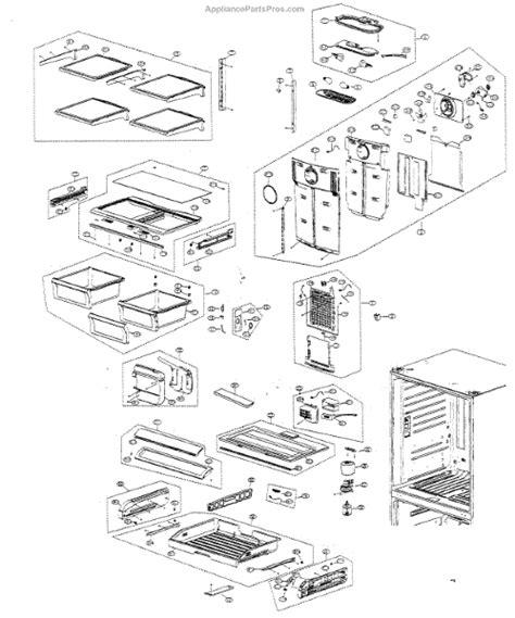 samsung refrigerator parts samsung da61 04148a plate drain ref aw pj appliancepartspros