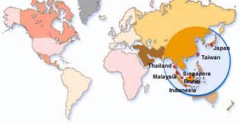 World Map Taiwan by Visit Taiwan Map