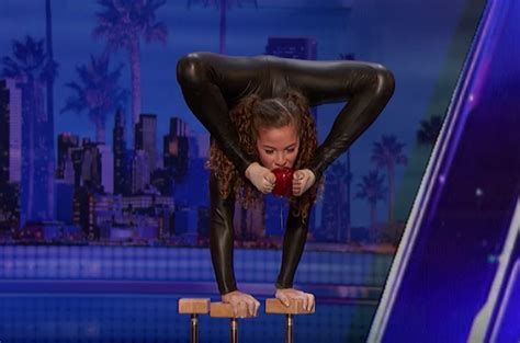 Sofie Dossi Camel | america s got talent sofie dossi is a contortionist ew com