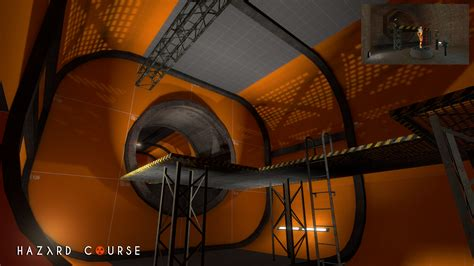 jump room jump room image black mesa hazard course mod for half 2 mod db