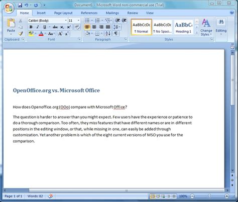 www openoffice org templates openoffice org vs microsoft office linux journal