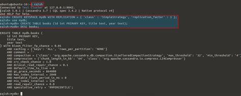 docker cassandra tutorial vexxhost setup cassandra run a single node cluster on