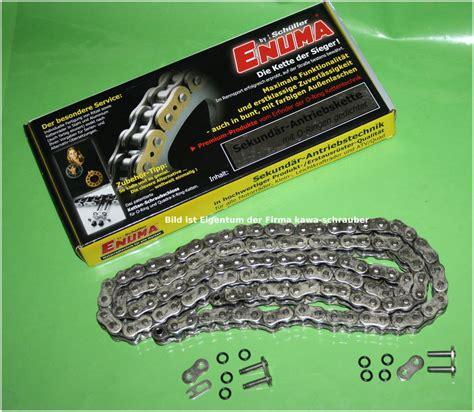 Motorradkette O Ring by Enuma 428ho Antriebskette Motorradkette O Ring Kette