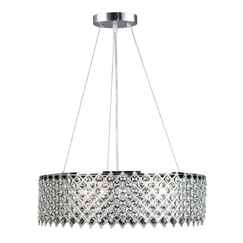 and chrome chandeliers decor living 3 light and chrome chandelier 104327