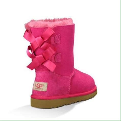 pink ugg boots with bows 2 ugg shoes pink bailey bow uggs doubt i ll