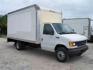 ford e350 2004 box trucks