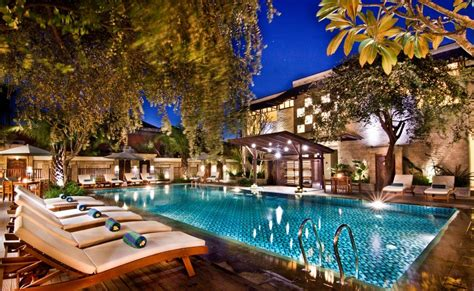 hotel   western hotel kuta villa bali pixwizard