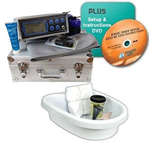 Ionic Detox Foot Bath With Infrared by Ionic Detox Foot Bath System With Infrared