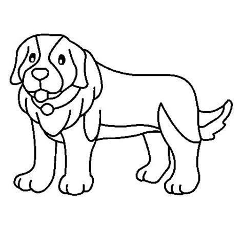 dibujos de perros para colorear dibujosnet dibujo de perro pigmento para colorear dibujos net