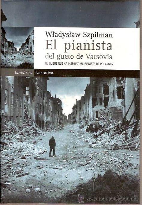 183 el pianista del gueto de varsovia wladyslaw comprar libros de la segunda guerra mundial en