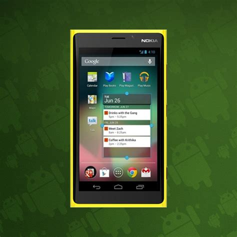 Hp Nokia Android Normandy nokia android nokia