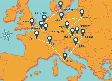 how you tour 15 of europe s luxurious capital cities for just 500 wes moss