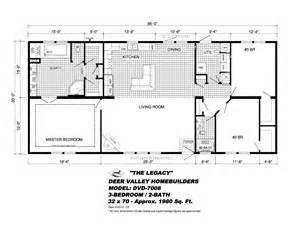 Deer Valley Modular Homes Floor Plans dvd 7008 the legacy deer valley homebuilders
