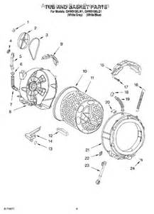Lg Washer Pedestal Parts Front Load Washer Whirlpool Front Load Washer Parts Diagram