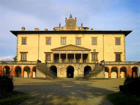 ville e giardini medicei ville e giardini medicei in toscana wikivoyage guida