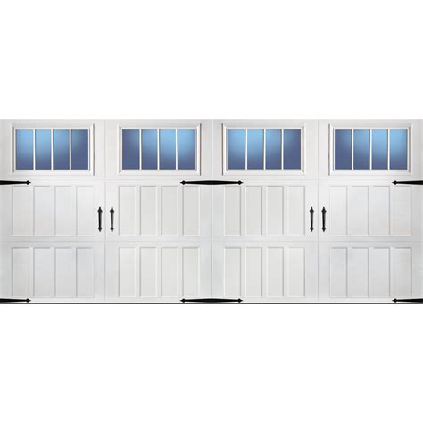 16 X 7 Garage Door Lowes by Additional Images